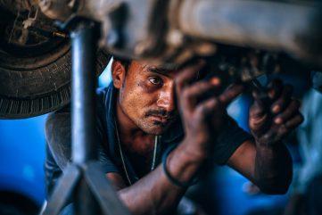 sprawdzony mechanik samochodowy